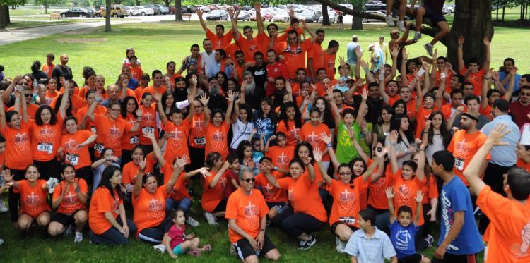 2011 EYS 5K Run